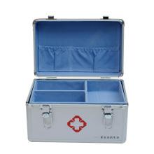 Boîte médicale en alliage d'aluminium (sans médicament)