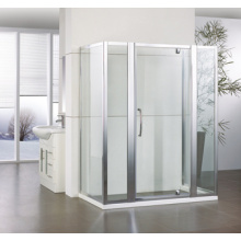 Swinging Shower Door with Side Panel+ Inline Hf-Wsp900