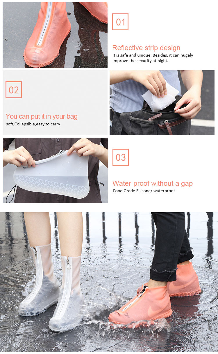 Amazon Anti Slip Shoe Covers