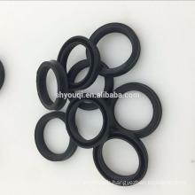 PU Black rubber piston U ring U type seal rings sealer