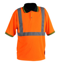 Breathable Security Reflective Worker Shirt