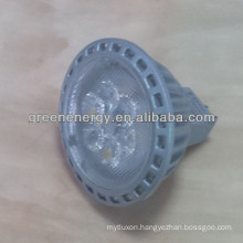 UL approval 50w halogen replacement 6w led mr16 housing with 3 years warranty