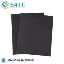 De Buena Calidad Papel de arena impermeable con ISO9001 para pulido de metales