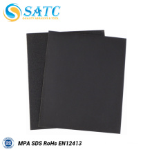 Good Quality Waterproof Sand Paper with ISO9001 for Metal Polishing