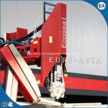 Máquina de vedação de espuma de PU aprovada pela CE