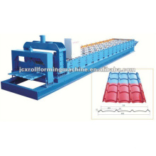 JCX 1100 glazed tile roof roll forming machine
