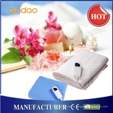 Cobertura de aquecimento elétrico de poliéster 220-240V de fábrica com aprovação Ce