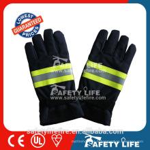 Gants anti-feu / gants résistants à l'électricité / gants anti-incendie