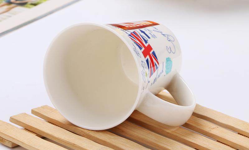 Custom made mug