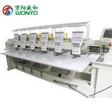Máquina de bordar de cabeça de alta velocidade Swf Wy1206c
