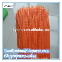 polyester broom bristles for broom brush