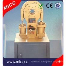 equipo de termopares / máquina de bloqueo de unión en frío