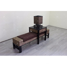 Estilo popular jacinto de agua interior de decoración casera mesa de la lámpara de muebles
