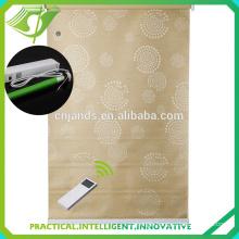 Z-M002 blackout blinds / motorized curtain track / office motorized roller blinds