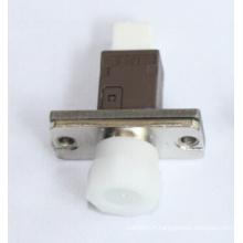 Adaptateur optique fibre optique métal Mu-FC Simplex