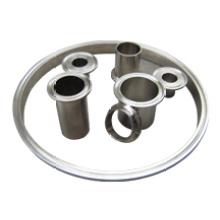 304 / 316L Санитарный нержавеющий стальной сварной наконечник