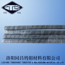 Hastes de molibdênio de alta qualidade / Moly eletrodos de superfície da terra