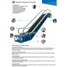 fuji passenger escalator best quality top 5 brand in china