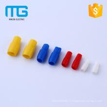 Chine Fournir le petit type de tube d'isolation de terminal de PVC mou