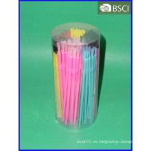 Conjunto de cepillo de artista colorido (AB-001)