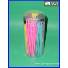 Jogo colorido da escova do artista (AB-001)