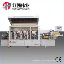 Hq486t Máquina de fiação de borda automática de madeira de alta precisão