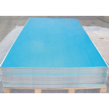 Aluminum Alloy Plate 5083-O with Blue Film