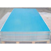 Aluminum Plate 5052-O with Blue Film