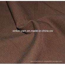 Nouveau tissu de Jacquard Velevt de pile de coupe / tissu de sofa