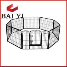 Panneau de clôture de chien de tube carré à vendre