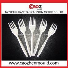 Vaisselle en plastique à injection injectable / fourchette