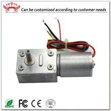 Fabrik 12 v DC Brushless Worm Gear Motor