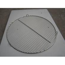 Rostfreier Stahl, der Gitter-Gestell kocht