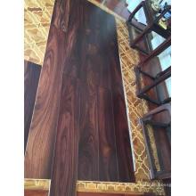 Llanura sin ningún aceite Indonesia Rosewood Flooring