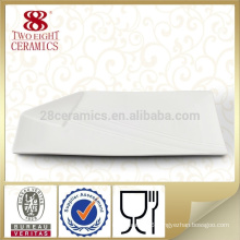 custom logo ceramic plates dishes , cheap charger plates