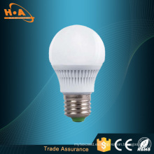 Muestra gratis LED maíz iluminación LED bombilla halógena E27