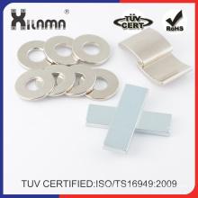 N35 N38 N40 N42 Neodymium Magnet 40*20 40*25 40*30 45*15 45*20 45*25 45*30 Guangdong Manufactruer