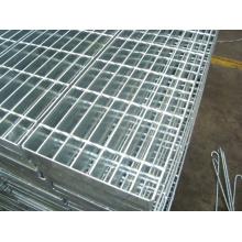 Stahlstangen-Gitterroste / verzinkter Gehweg
