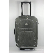 Shandong Silk Soft EVA External Trolley Travel Lugage