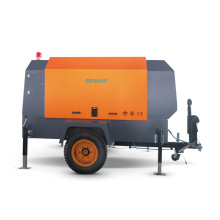 200 cfm portable air compressor with best china manufactures