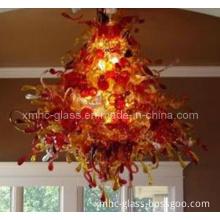 Christmas Indoor Glass Art Pendant Lamp (XMHCH-120)
