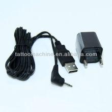 USB mini tattoo power supply