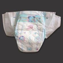 Disposable Babies' Diaper, Made of Nonwoven/SAP Super Absorbent Polymer, with 4 Sizes
