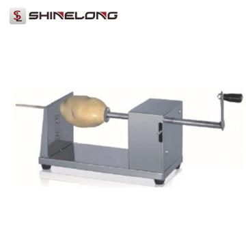 Cortador de patata tornado manual barato industrial K901