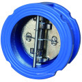 Cast Iron Wafer Double Door Check Valve
