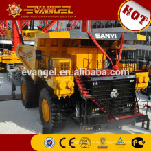 Camión volquete 4x4 Camión volquete SANY con radiador camión grúa
