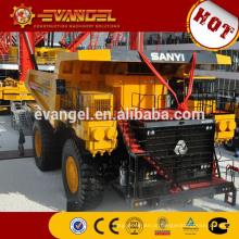 Camião basculante do tipo de SANY do camião basculante 4x4 com o radiador do camião basculante do guindaste