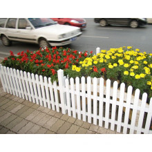 Powder Coated Galvanized Assemble Grass Fencing/Lawn Fence