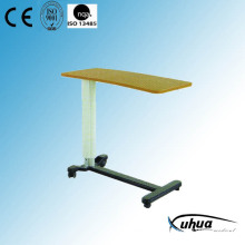 Hospital Medical Height Adjustable Cantilever Dinner Table (L-6)