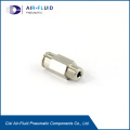 Nickel-Plated Screw Fitting - Elbow F/M